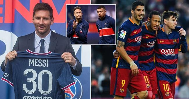 Messi nói về sự khác biệt giữa 2 tam tấu MSN và MNM
