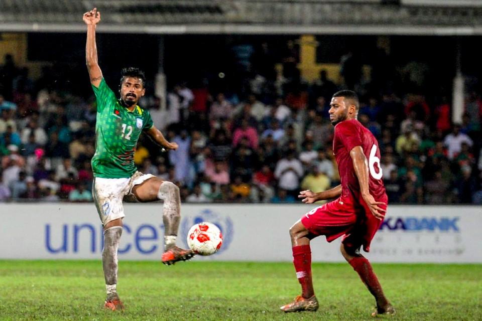 Kết quả Bangladesh vs Nepal, SAFF Cup 2021
