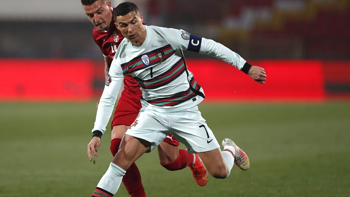 Kết quả Bồ Đào Nha vs Louxembourg, vòng loại World Cup 2022