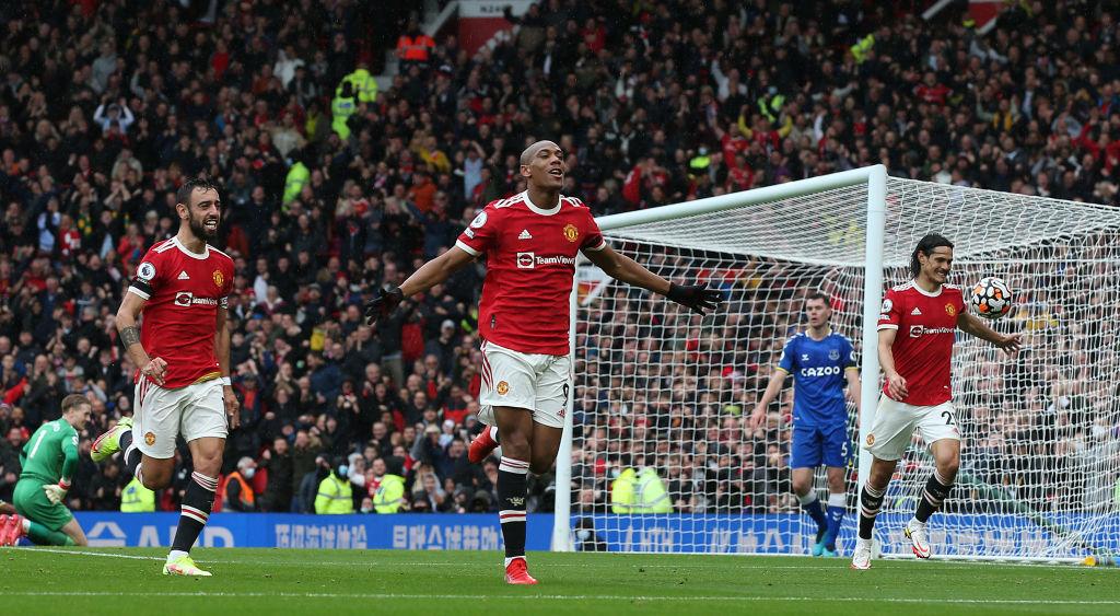 3 điểm sáng hiếm hoi của Man Utd trước Everton