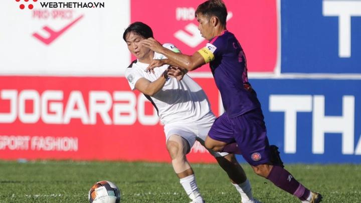 Kết quả HAGL vs Sài Gòn, video highlight V-League 2020 hôm nay