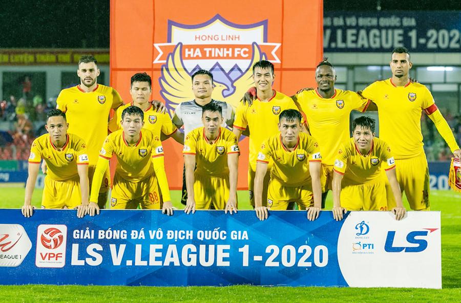 Hồng Lĩnh Hà Tĩnh lấy sân Hàng Đẫy làm sân nhà đấu Viettel