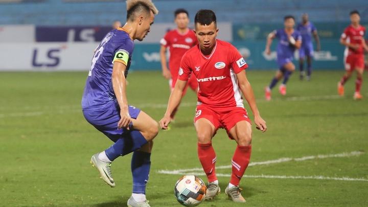 HLV Trương Việt Hoàng chưa nghĩ đến chức vô địch V.League