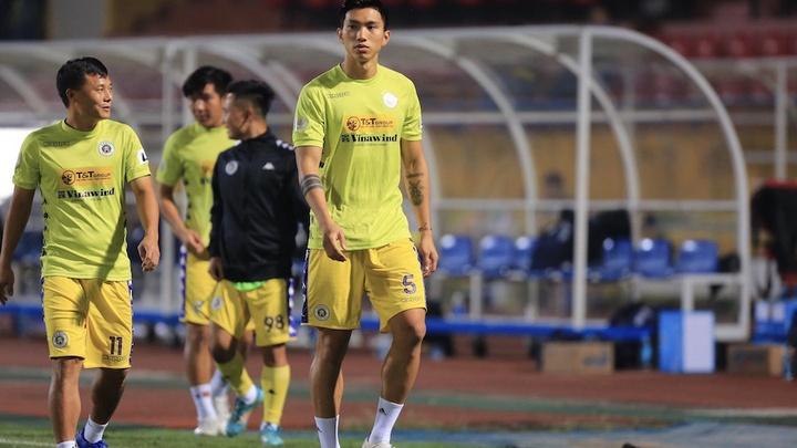 HLV Chu Đình Nghiêm tiết lộ thời điểm Văn Hậu trở lại