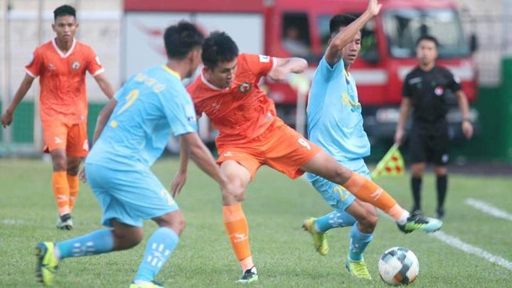 Kết quả Khánh Hòa vs Bình Định, video hạng Nhất quốc gia 2020