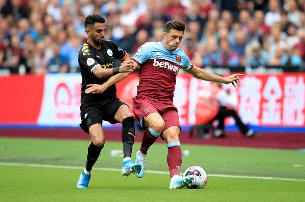 Video Highlight West Ham vs Man City, Ngoại hạng Anh 2020 hôm nay