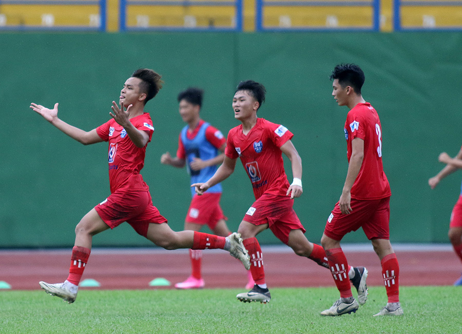 Trực tiếp U15 Quốc gia 2020 hôm nay 20/10: SHB Đà Nẵng vs PVF