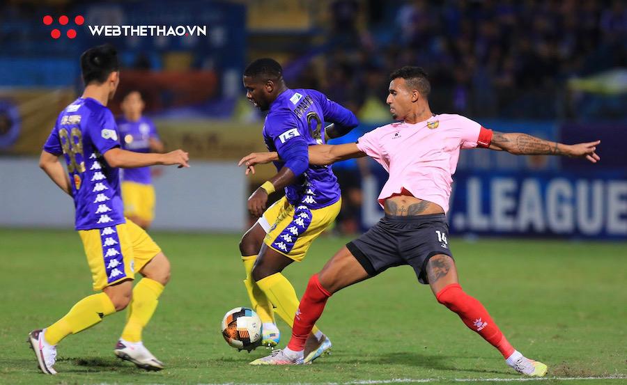 HLV Chu Đình Nghiêm nói gì về cơ hội vô địch của Hà Nội FC?