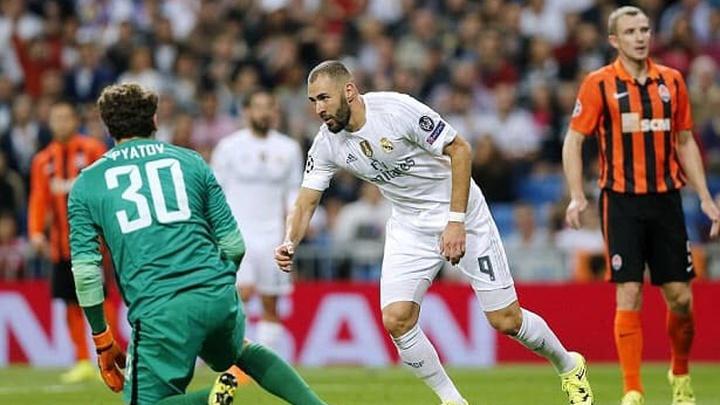 Video Highlight Real Madrid vs Shakhtar Donetsk, cúp C1 2020 đêm qua