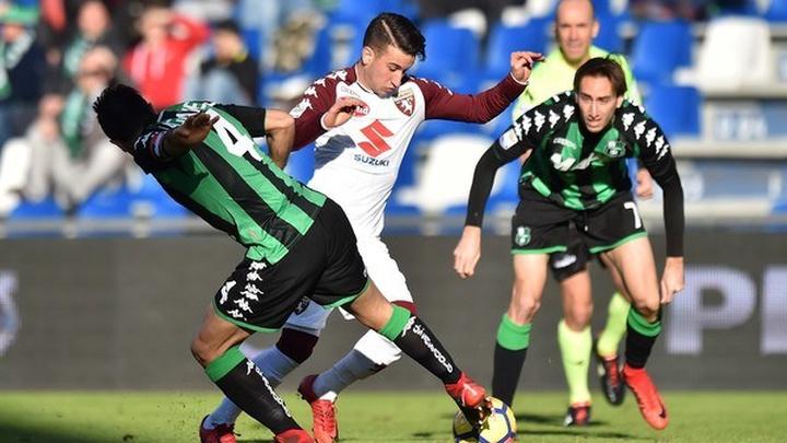 Thành tích đối đầu Sassuolo vs Torino