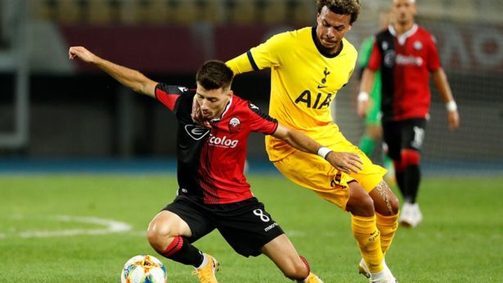 Thành tích đối đầu Tottenham vs LASK Linz