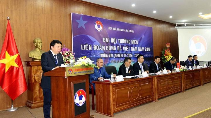 VFF tổ chức đại hội bầu Phó chủ tịch tài chính trong tháng 11