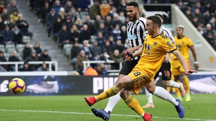 Thành tích đối đầu Wolves vs Newcastle